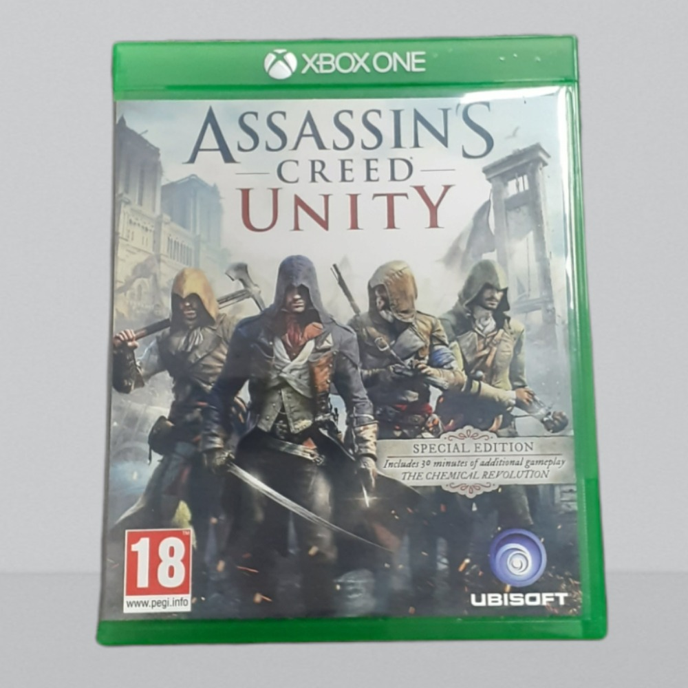 Product photo for Xbox One Game ac unity