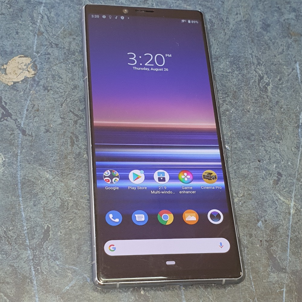 Product photo for Sony Sony Xperia 1