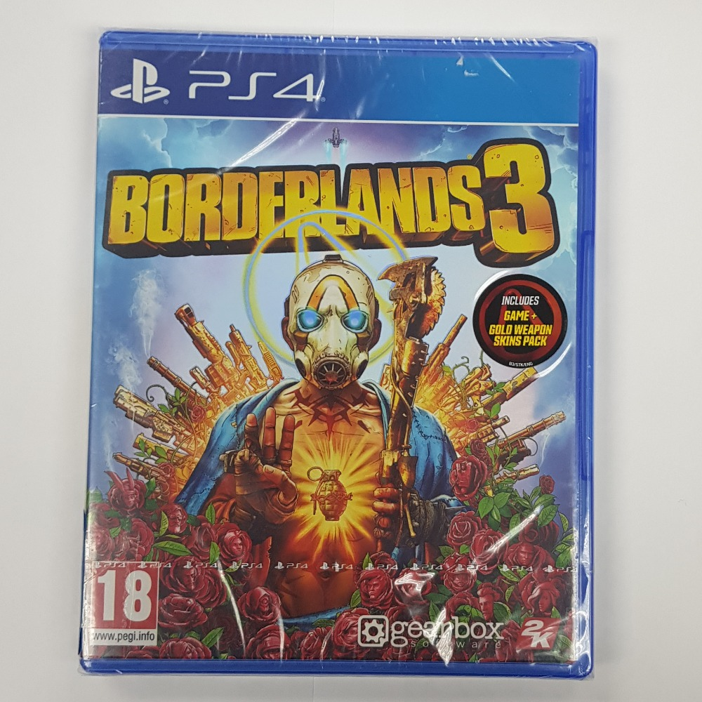 Product photo for Sony Borderlands 3 (PlayStation 4)
