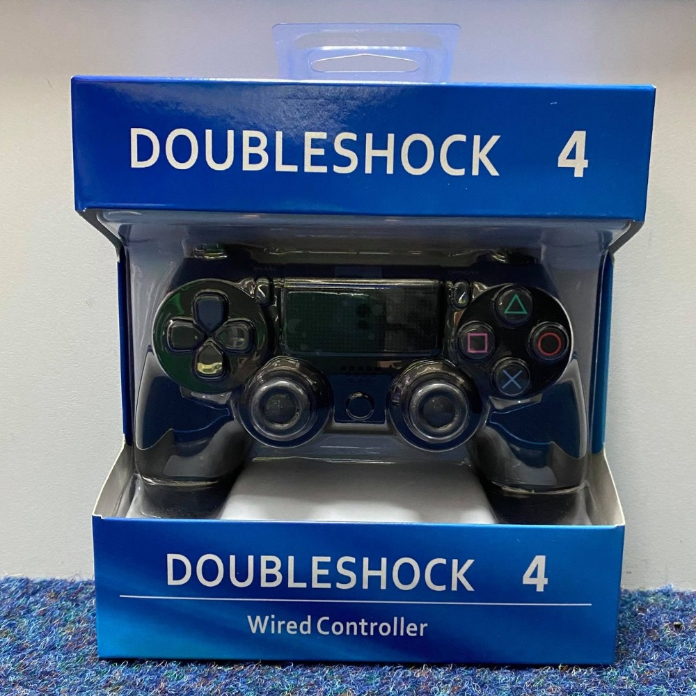 Product photo for Doubleshock PS4 Doubleshock 4 WIRED Controller