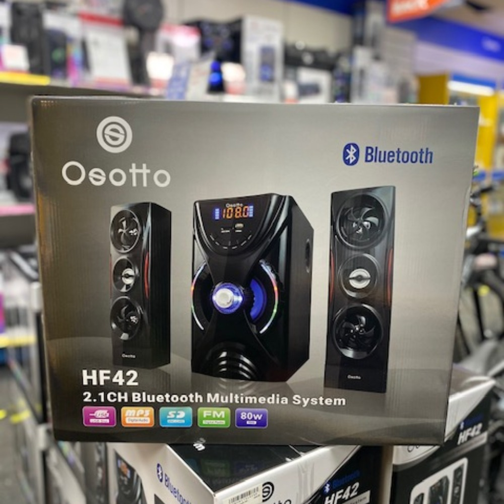 Product photo for Osotto Bluetooth HF42 Speaker