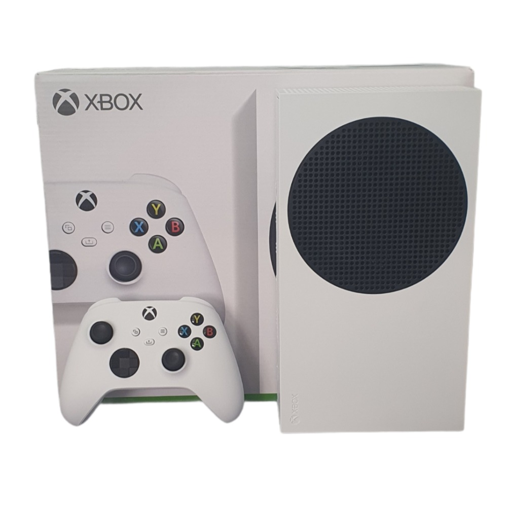Product photo for Xbox Series S Console, 512GB, Boxed
