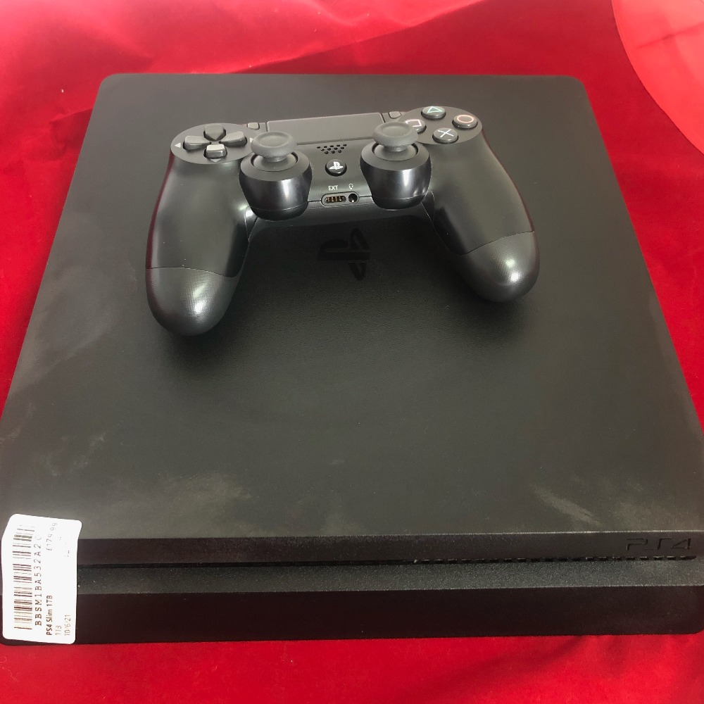 Product photo for PS4 Slim 1TB