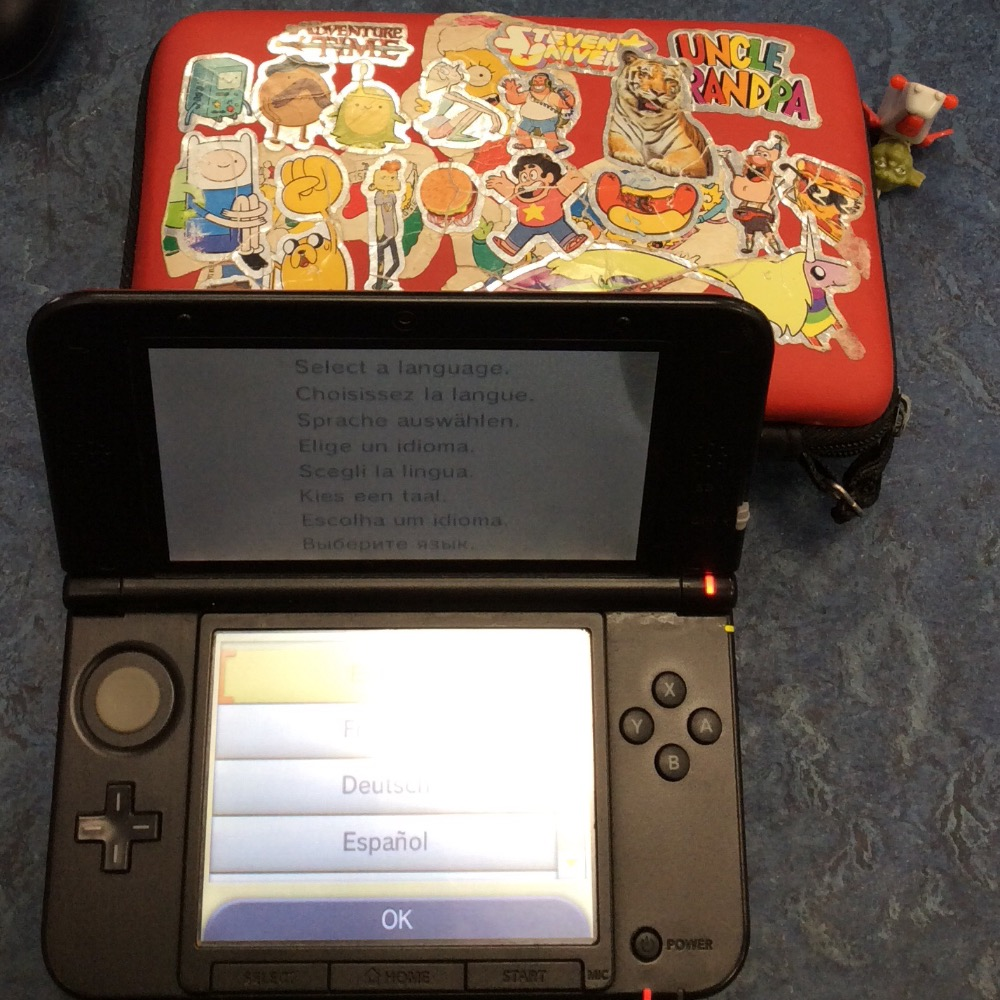 Product photo for Nintendo Nintendo 3DS XL