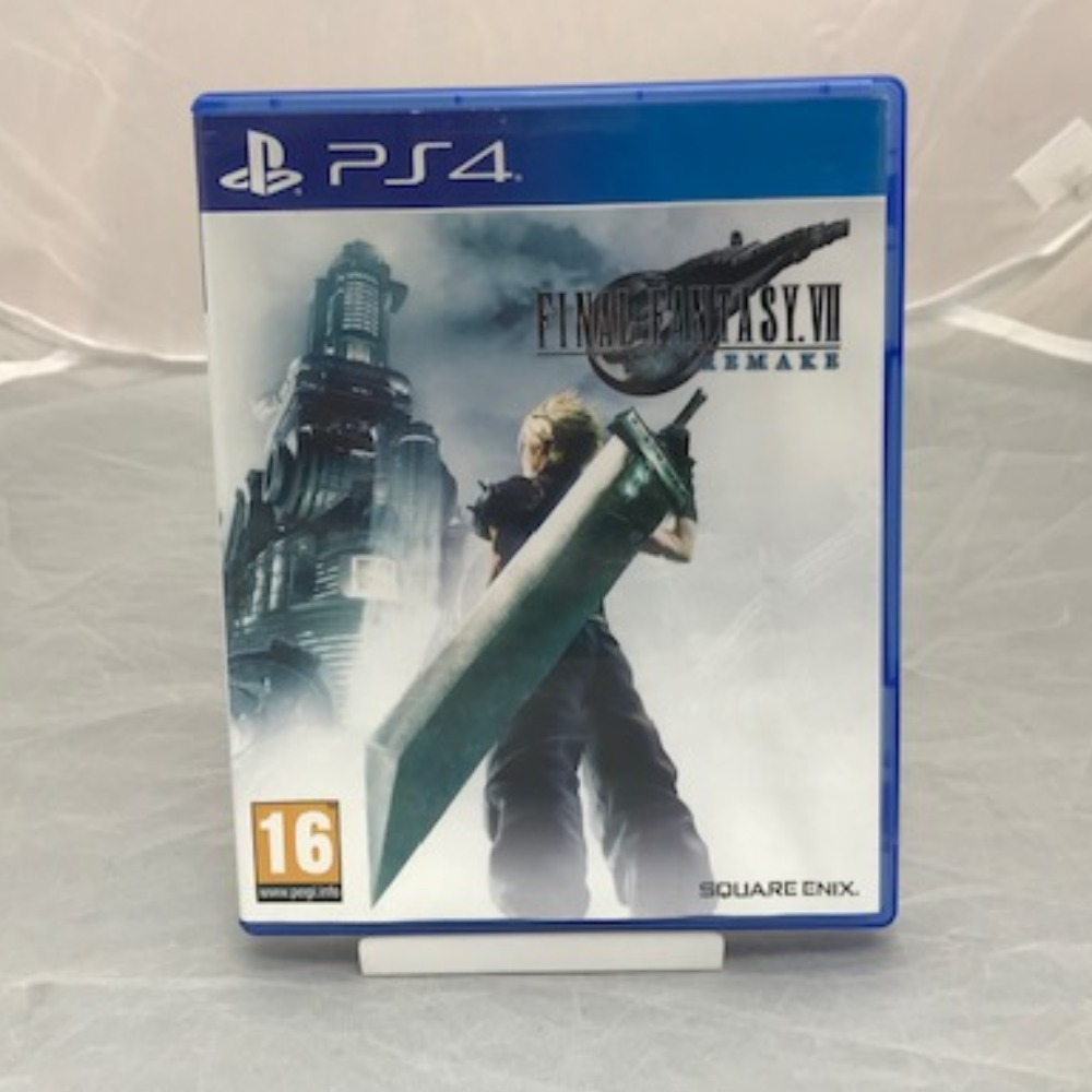 Product photo for PS4 Game Final Fantasy VII Remake *SALE*