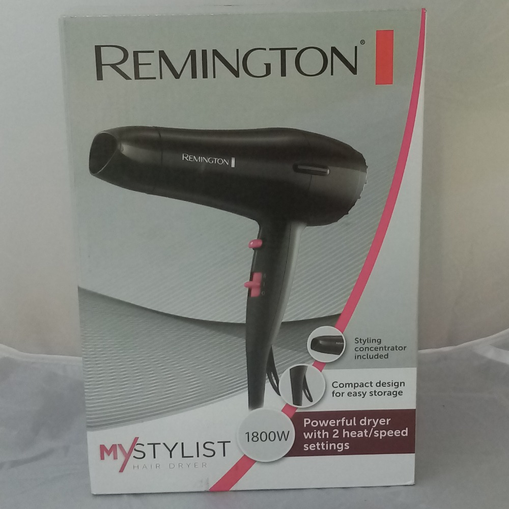 Product photo for Remington MyStylist Hair Dryer