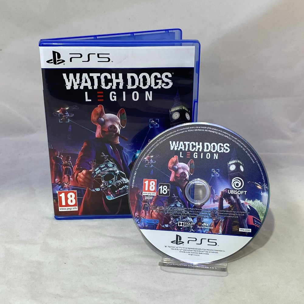 Product photo for Watch Dogs: Legion (PS5)