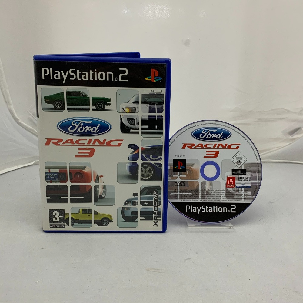 Product photo for Ford Racing 3