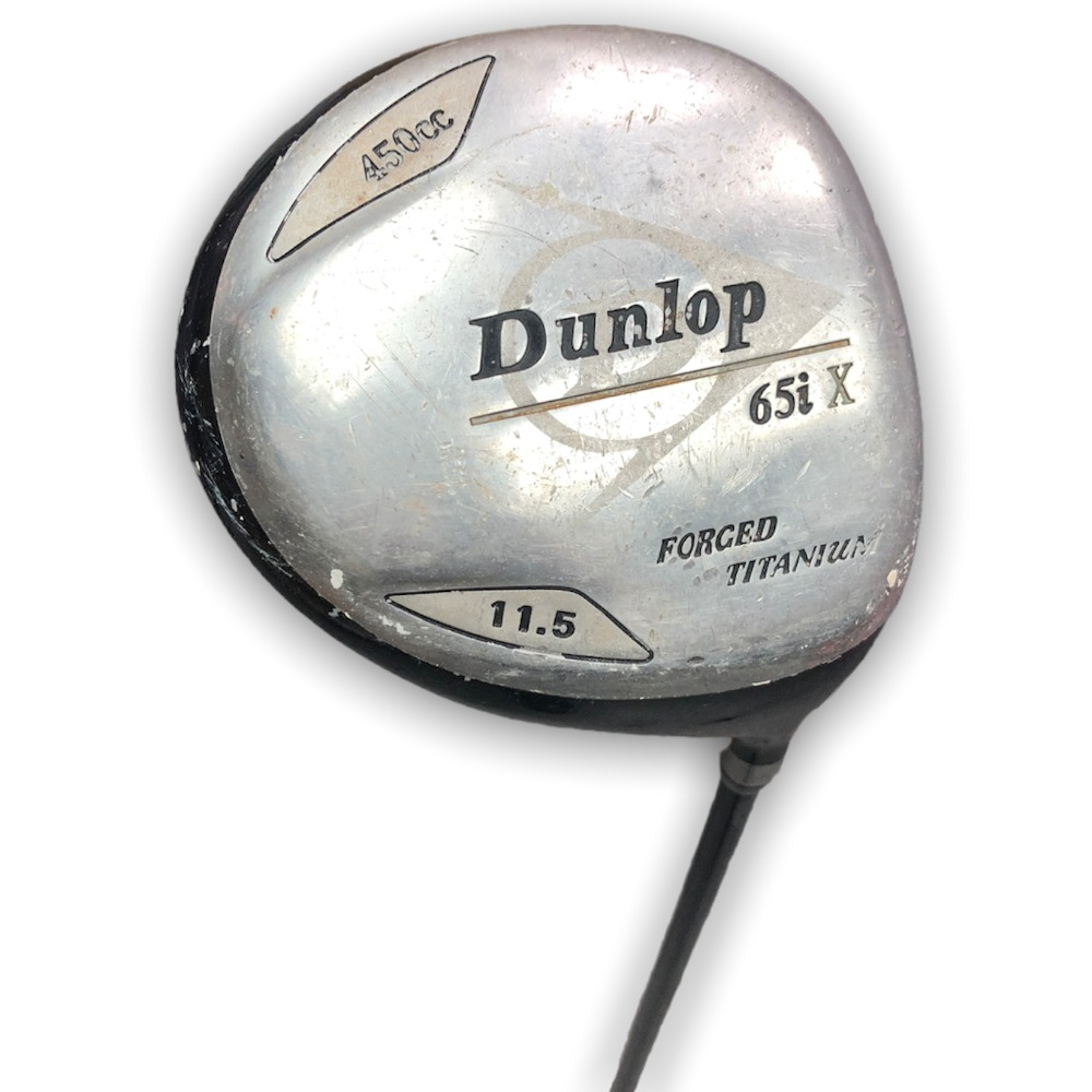 Product photo for DUNLOP 65i X 11.5 DRIVER