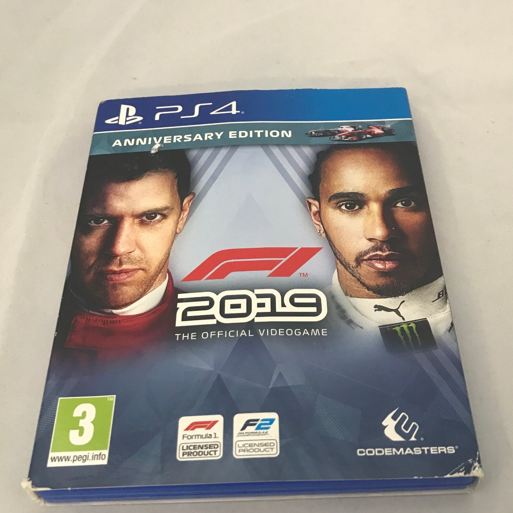 Product photo for F1 2019 (PS4)
