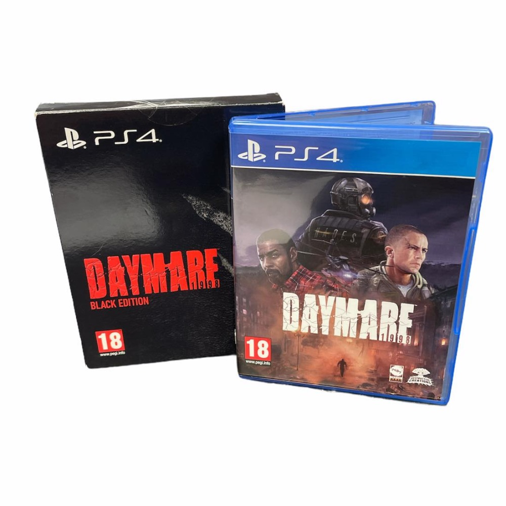 Product photo for Daymare 1998 - PS4