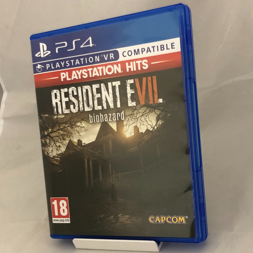 Product photo for Capcom PS4 RESIDENT EVIL 7 VII Biohazard - PS4