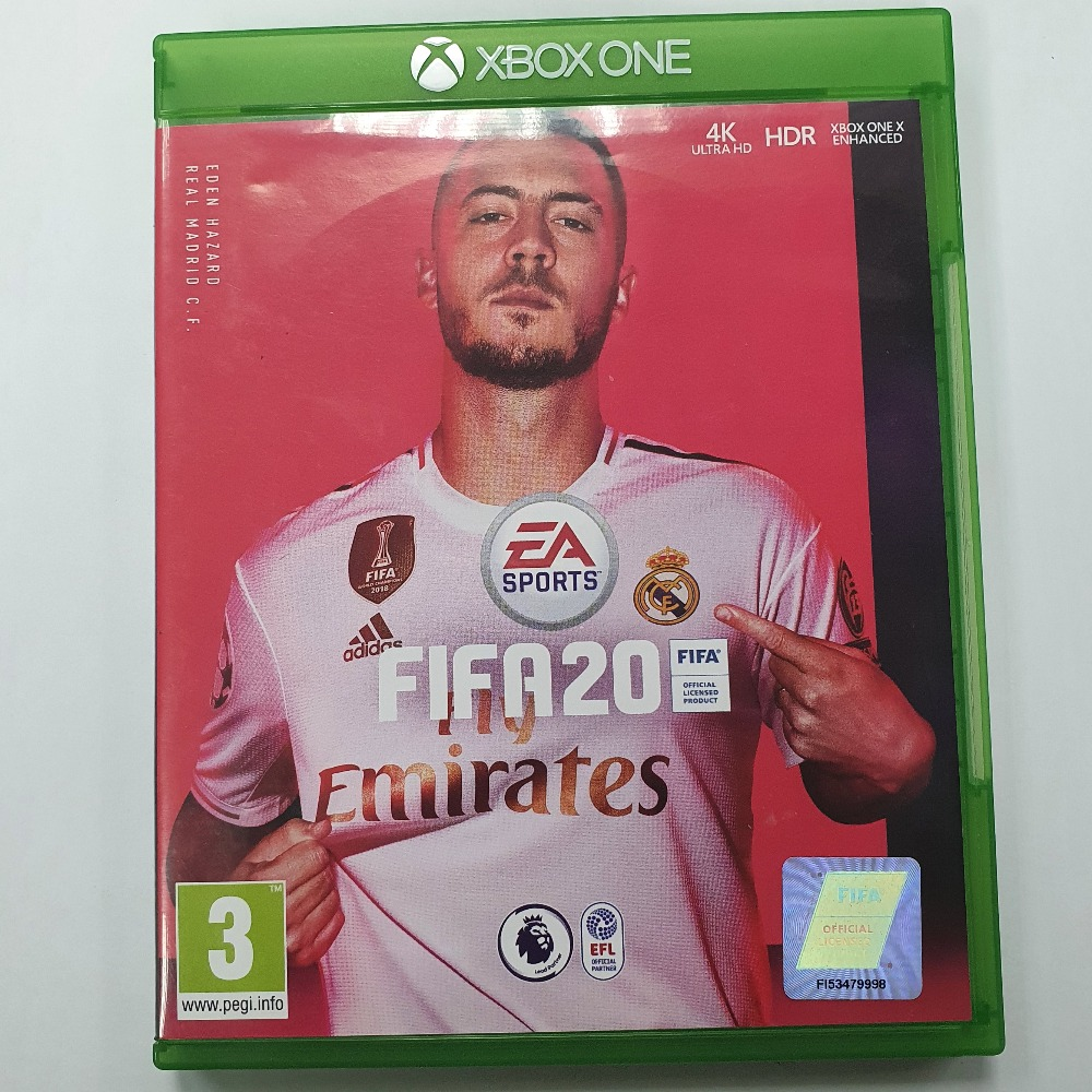 Product photo for Fifa 20 Xbox One Game