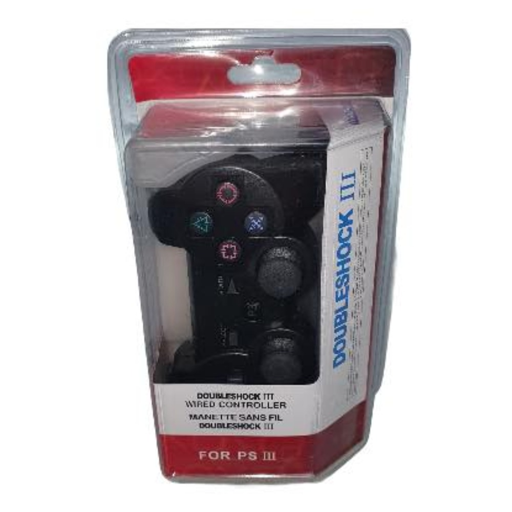 Product photo for PlayStation 3 Wired Controller