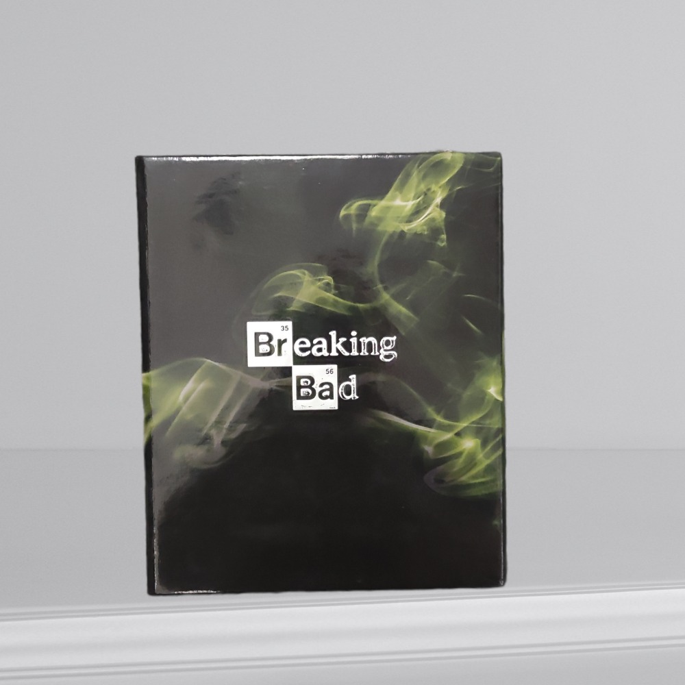 Product photo for Blu-ray breaking bad the complete