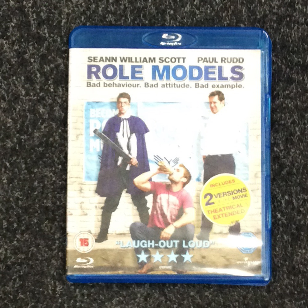 Product photo for Blu-ray Role Models Blu-Ray