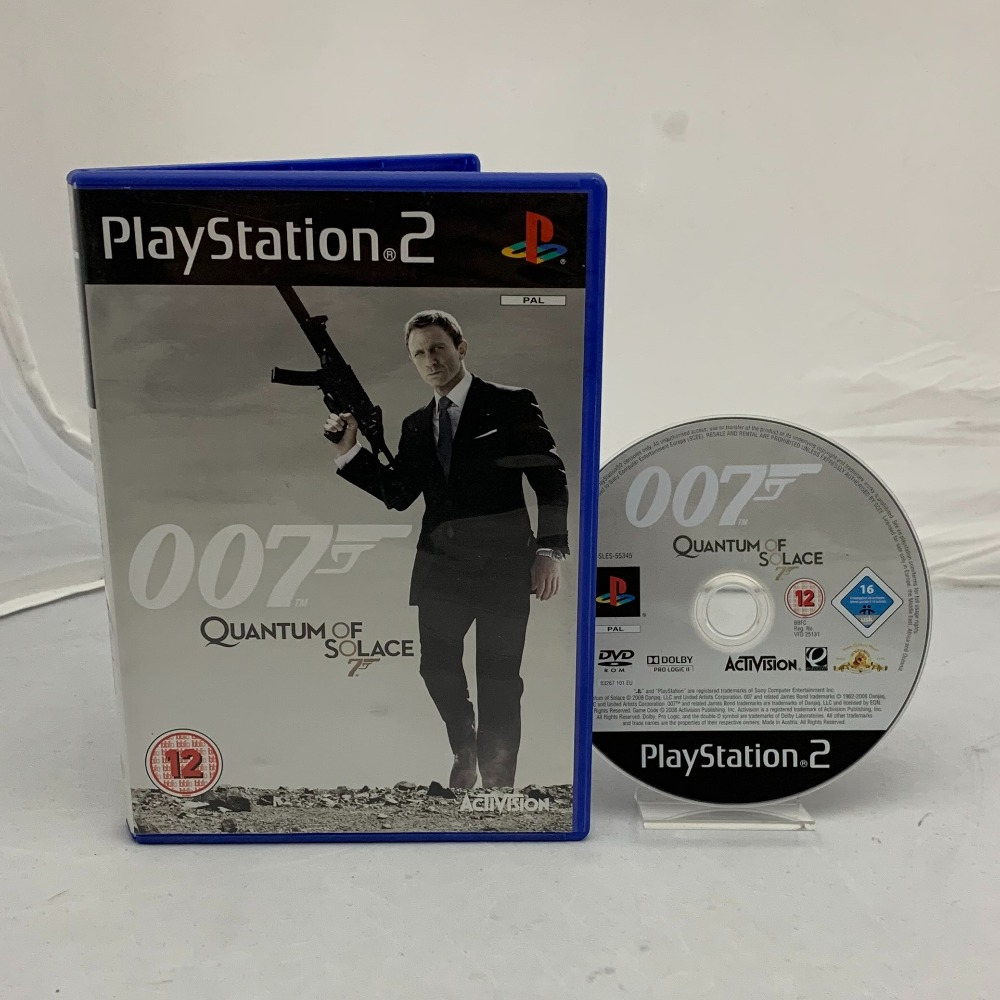 Product photo for 007: Quantum of Solace