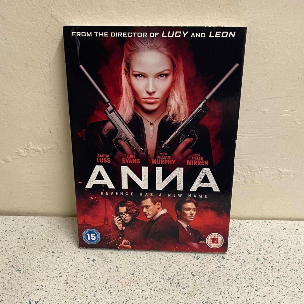 Product photo for DVD Anna - DVD