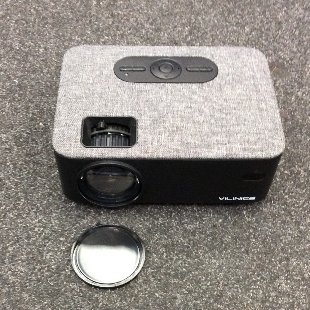 Product photo for Vilinice vilinice projector w/r w/c
