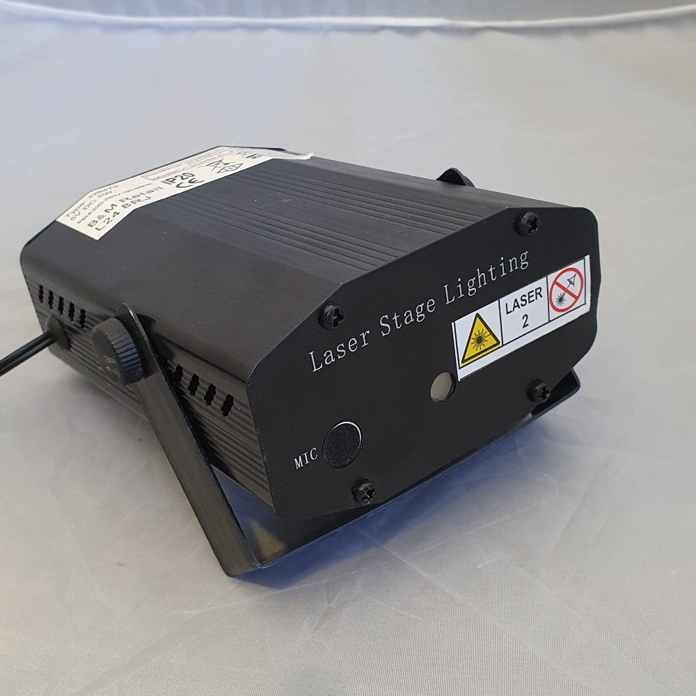 Product photo for B&M Laser Stage Lighting