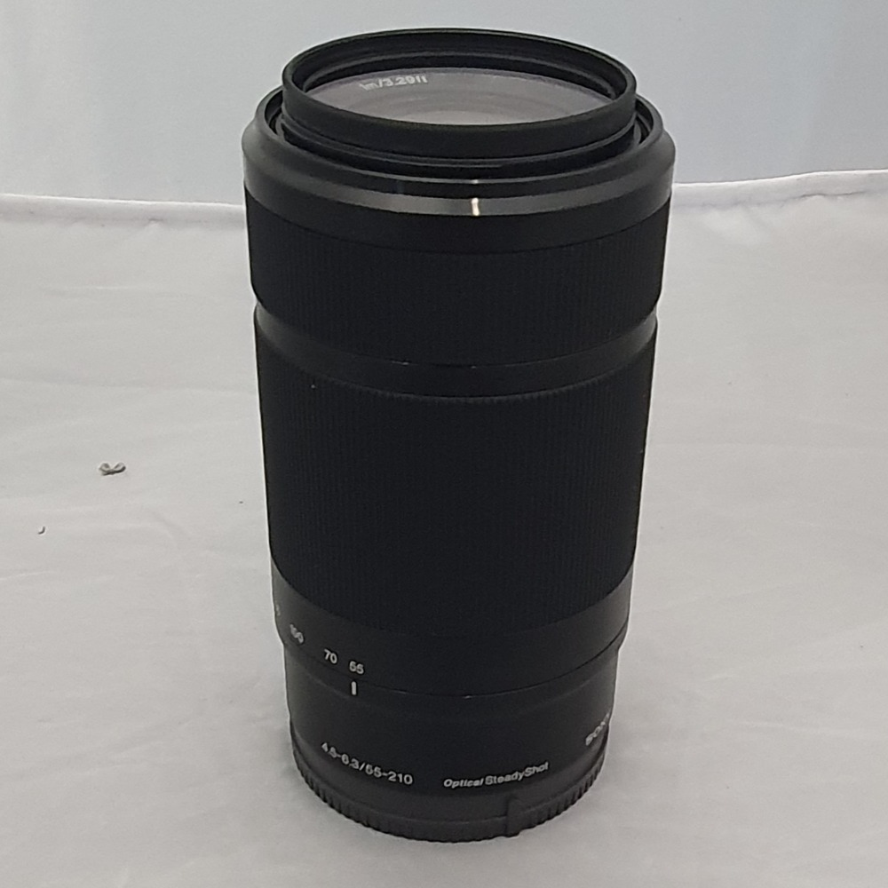 Product photo for SONY E 55-210 mm f/4.5-6.3 OSS Telephoto Zoom Lens