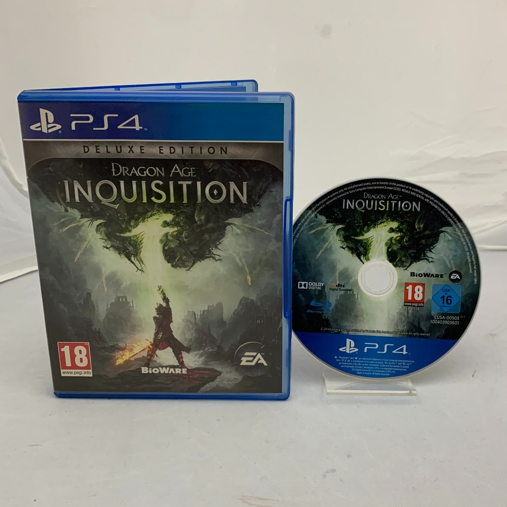 Product photo for Dragon Age Inquisition (Deluxe Edition)