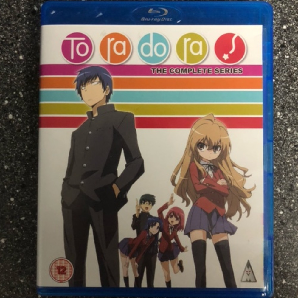 Product photo for Toradora