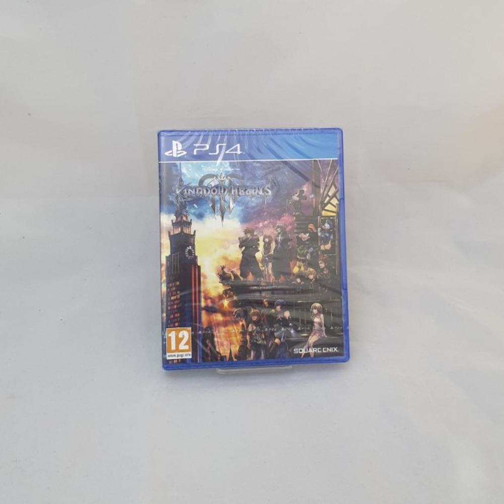 Product photo for Kingdom Hearts PS4
