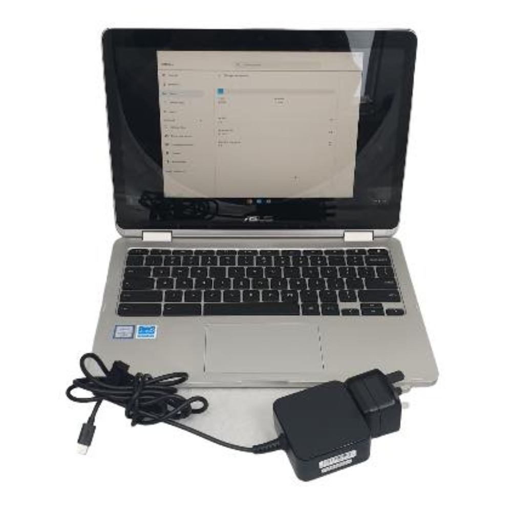 Product photo for ASUS Asus Chromebook Flip 16GB RAM, 64GB HDD