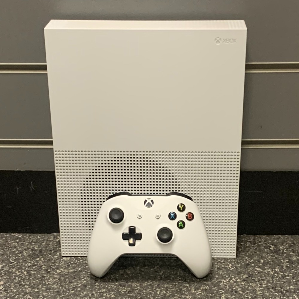 Product photo for Microsoft Xbox One  MICROSOFT 1TB XBOX ONE S DIGITAL EDITION