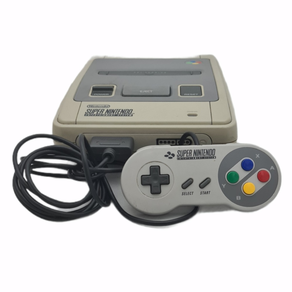 Product photo for Nintendo SNES Console
