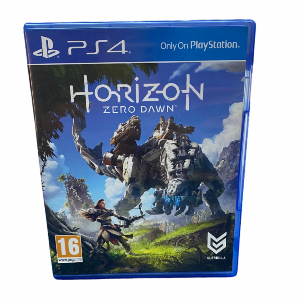 Product photo for Horizon Ps4