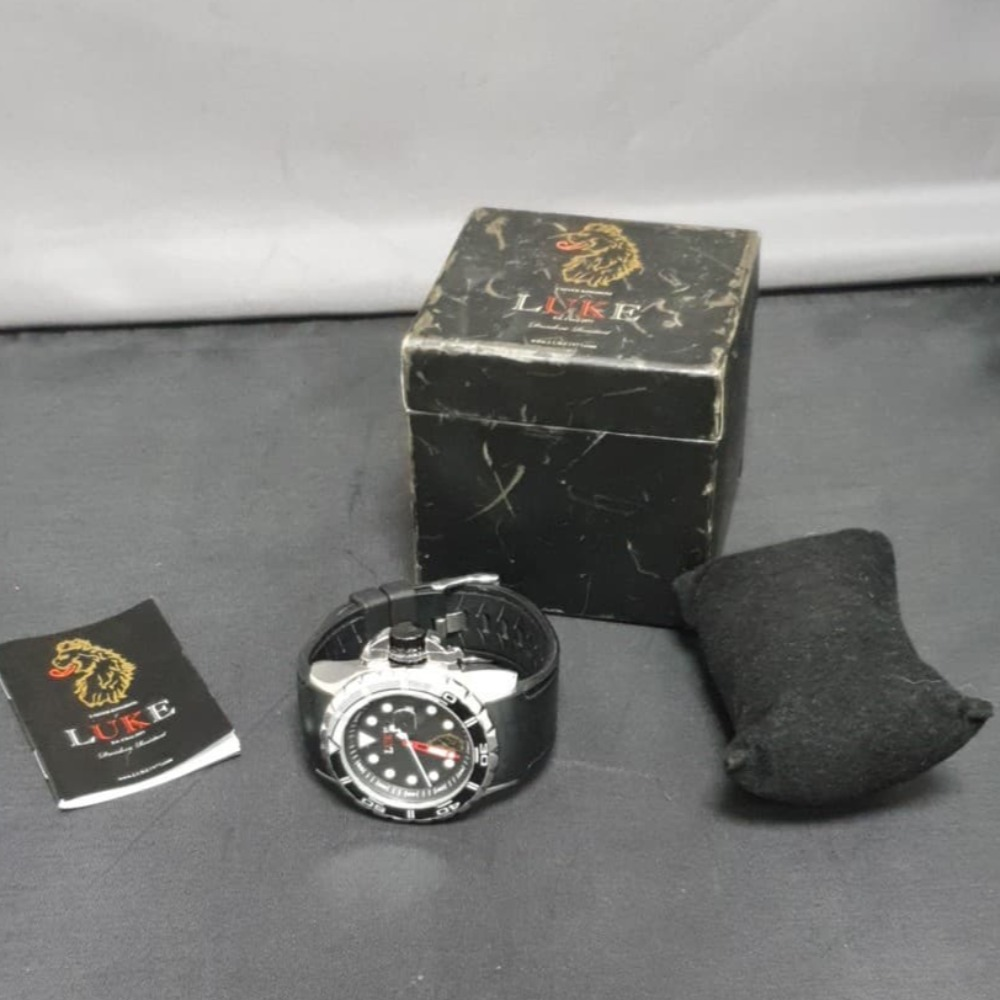 Product photo for Luke Henry Mens Watch
