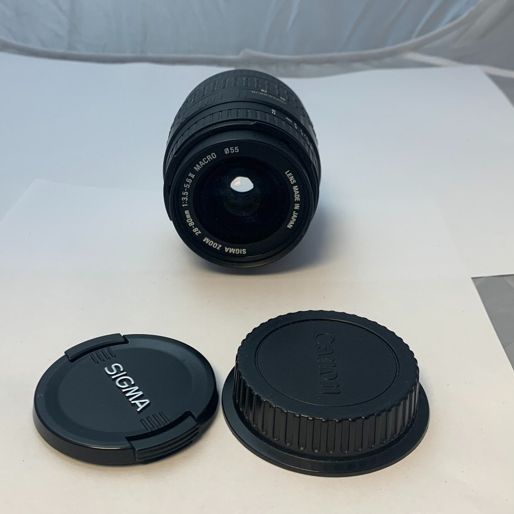 Product photo for sigma Sigma Lens