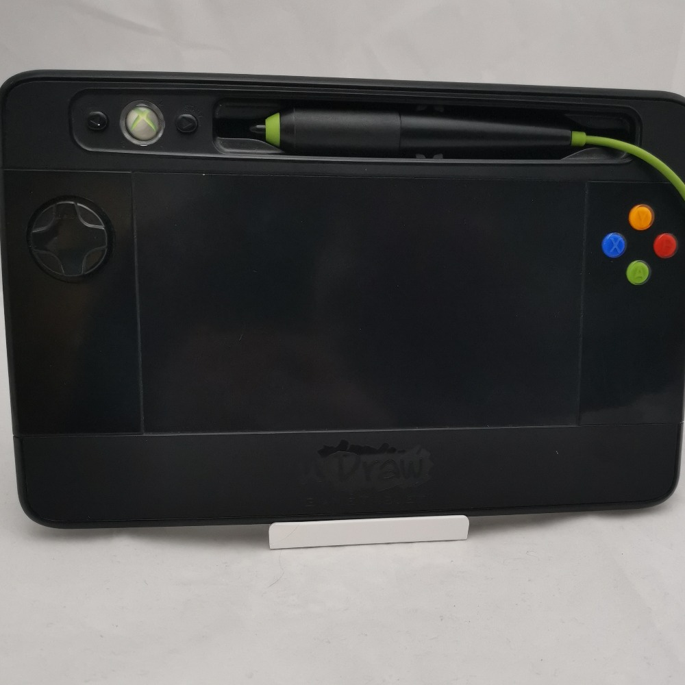 Product photo for XBox 360 U Draw Studio Instant Artist Complete Drawing Tablet/Art with charger