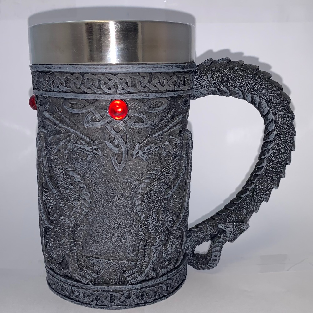 Product photo for Black wing tankard ( WAS £24.99 )