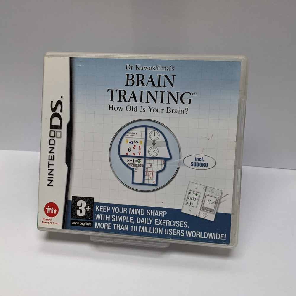 Product photo for Brain Training