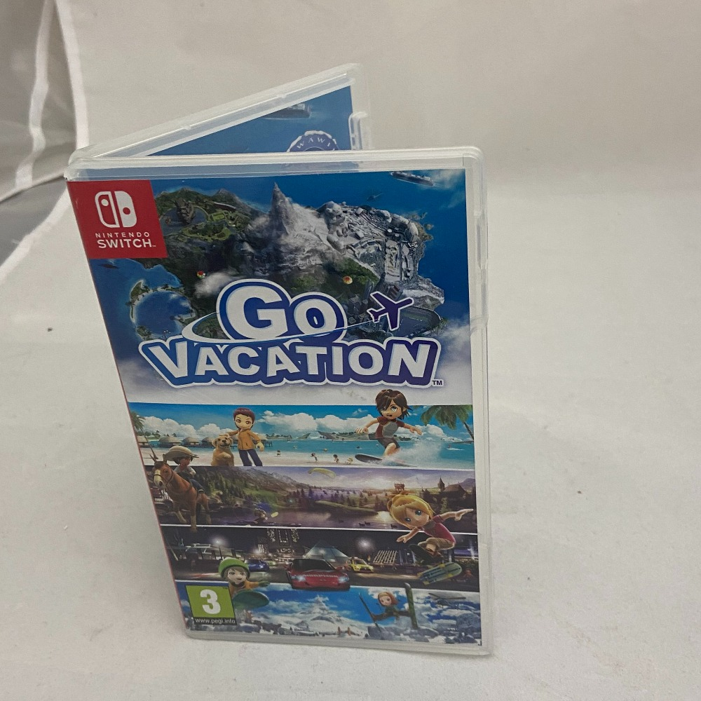 Product photo for Go Vacation