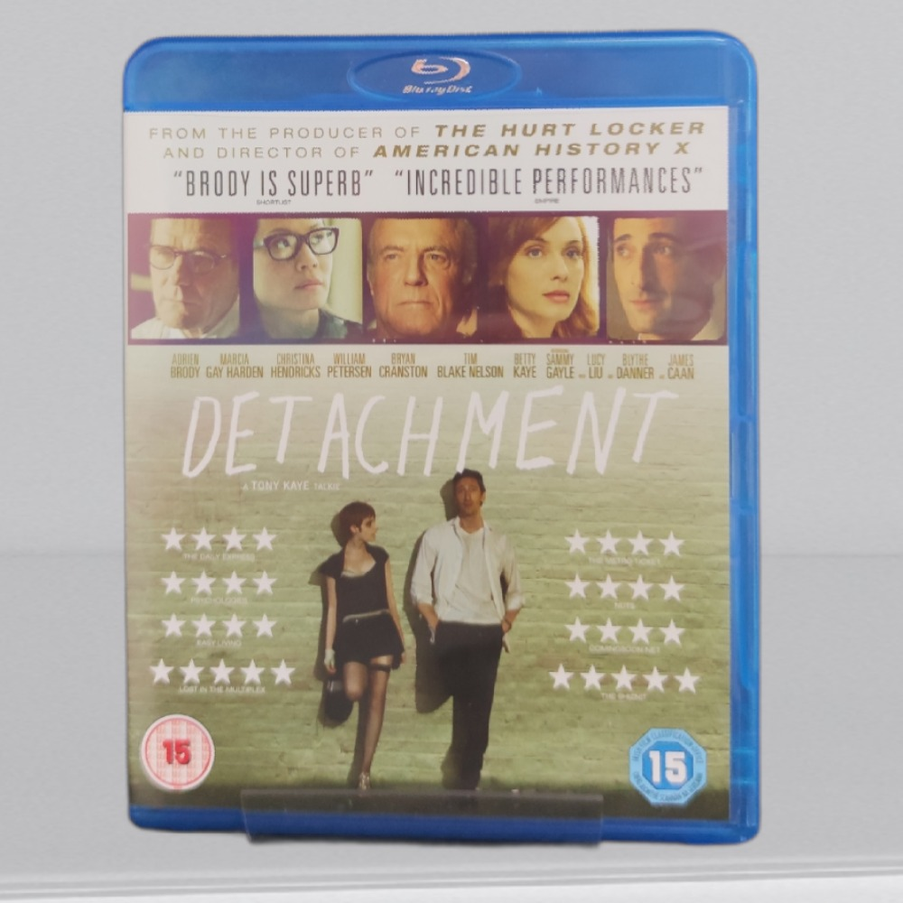 Product photo for Blu-ray Detachment