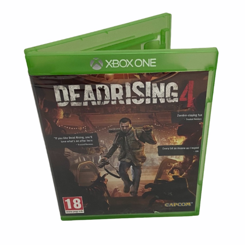 Product photo for Dead Rising 4