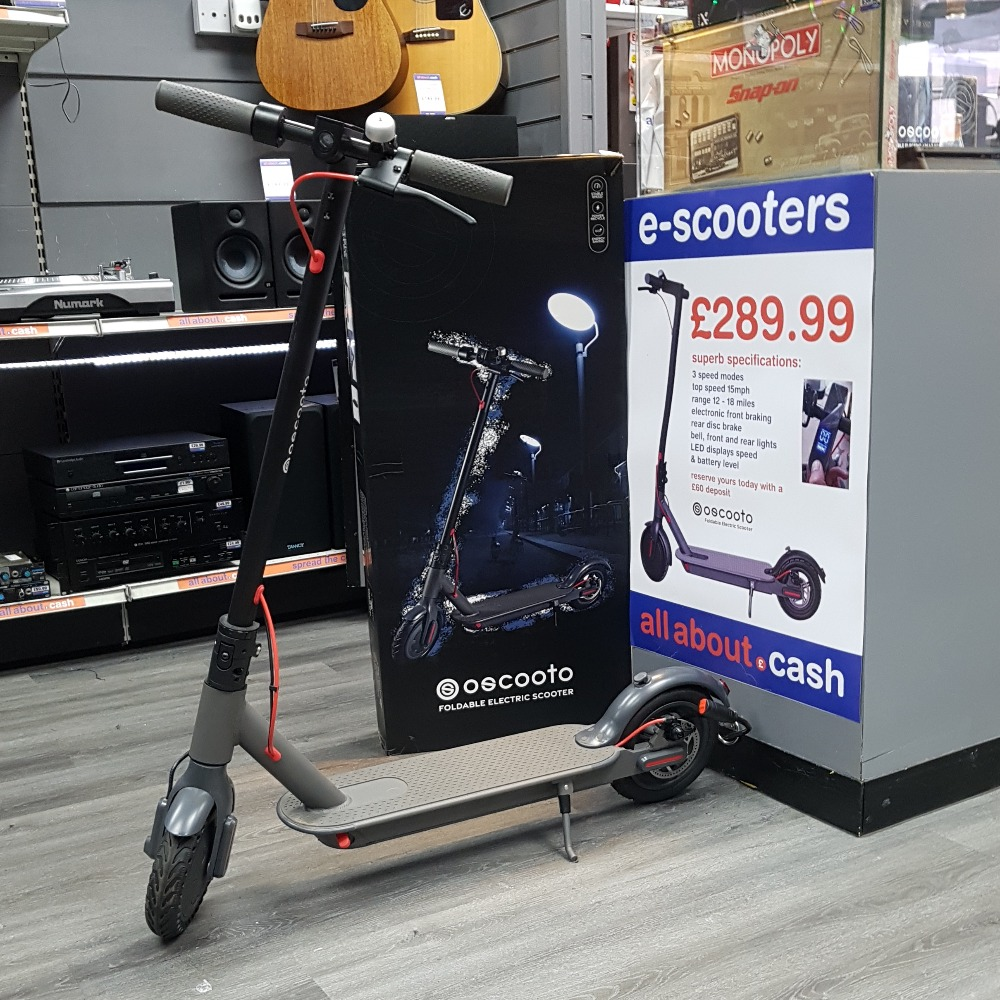Product photo for Osotto Oscooto OS1 Foldable Electric Scooter