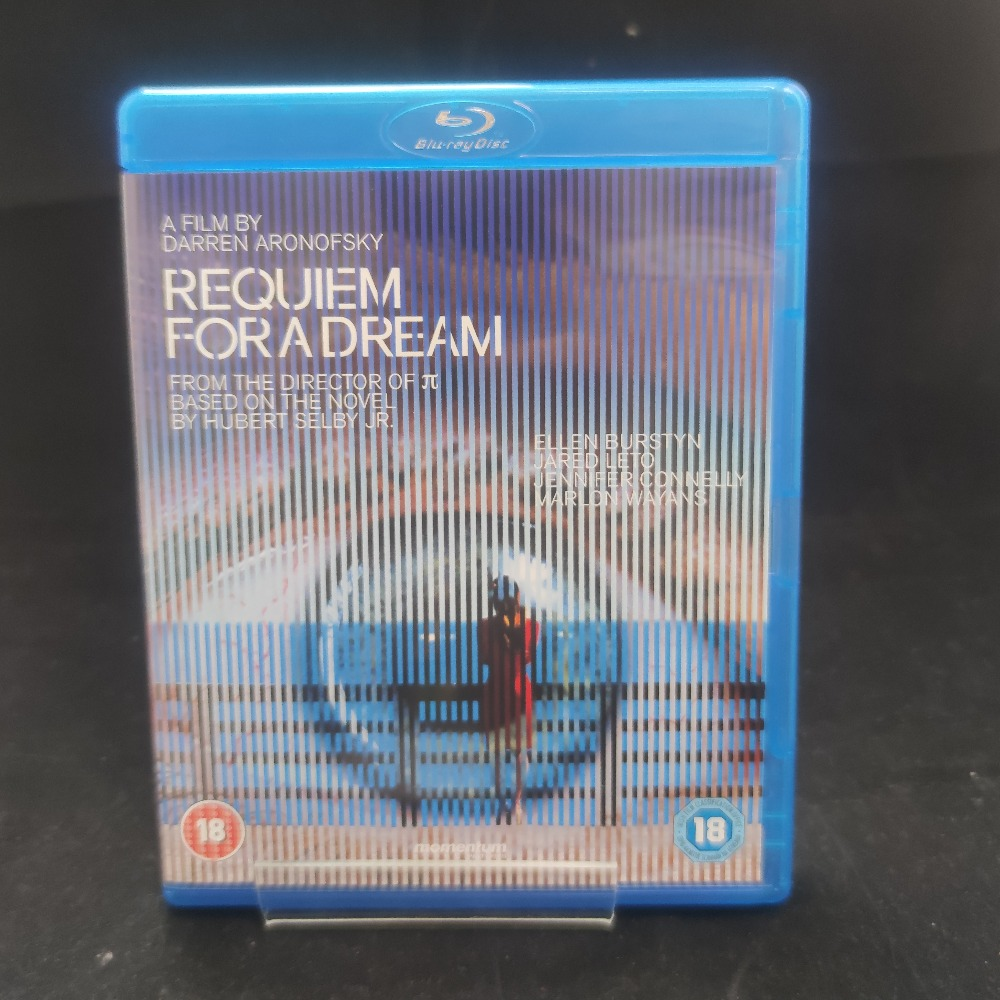 Product photo for Requiem For A Dream Blu-Ray