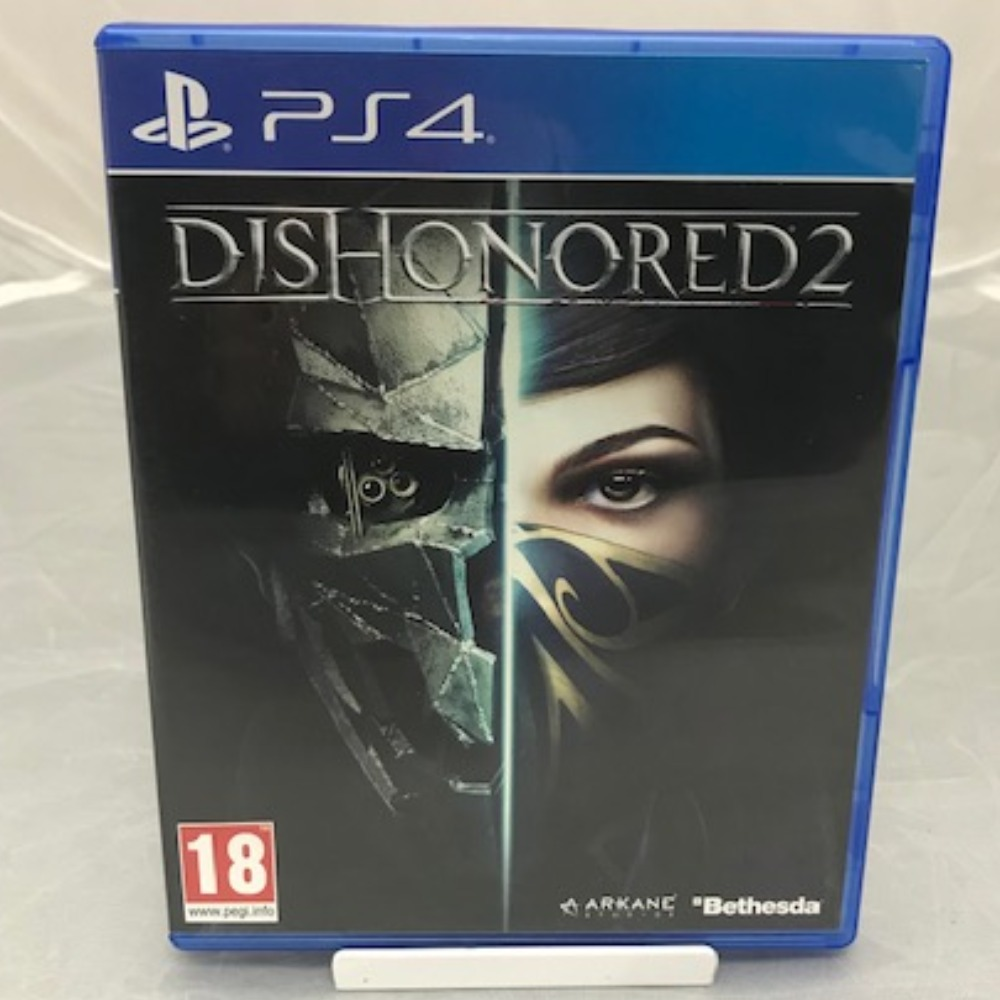 Product photo for PlayStation 4 Game Dishonored 2