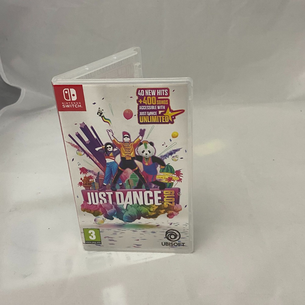 Product photo for Just Dance 2019
