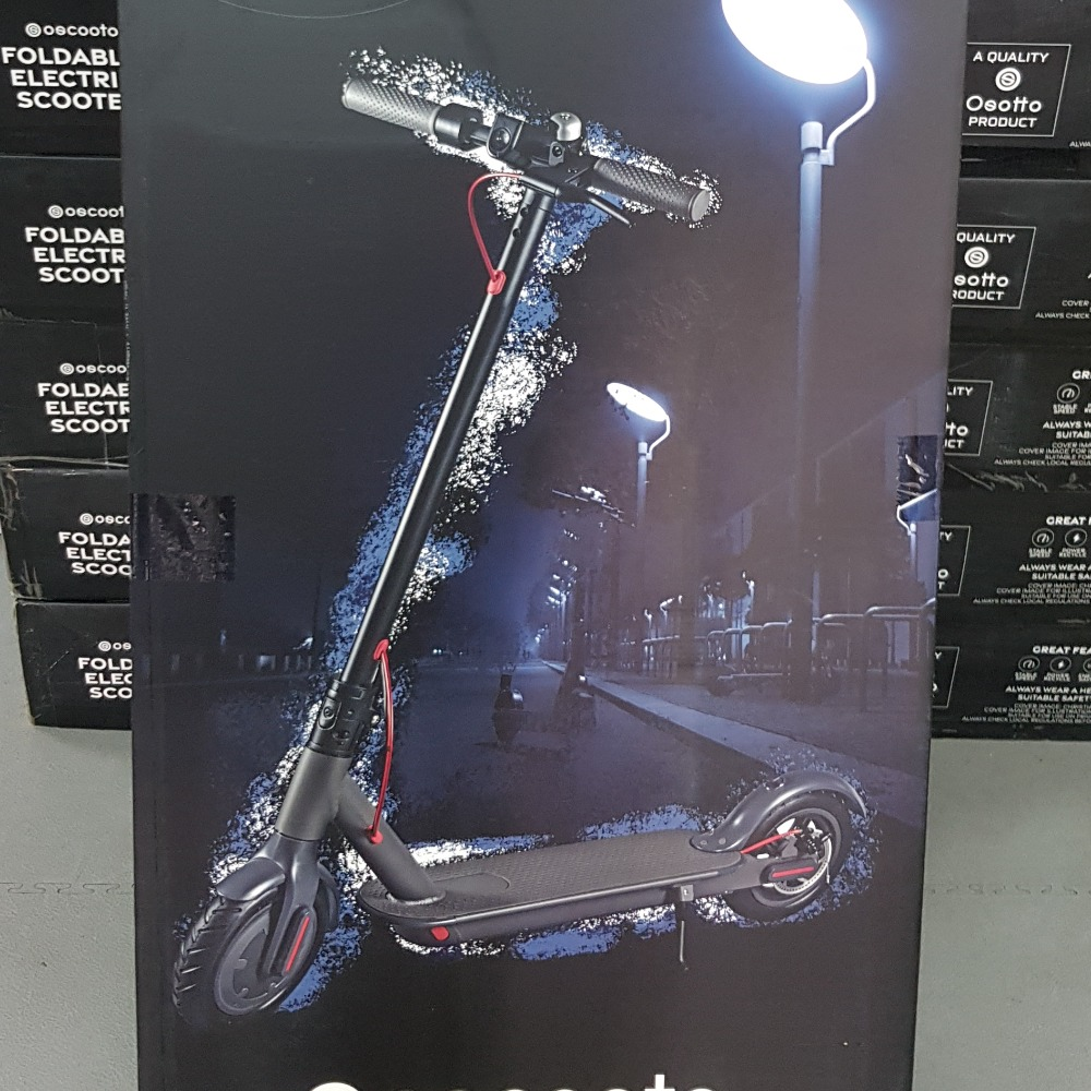 Product photo for Osotto Oscooto Scooters Foldable Electric Scooter Es13