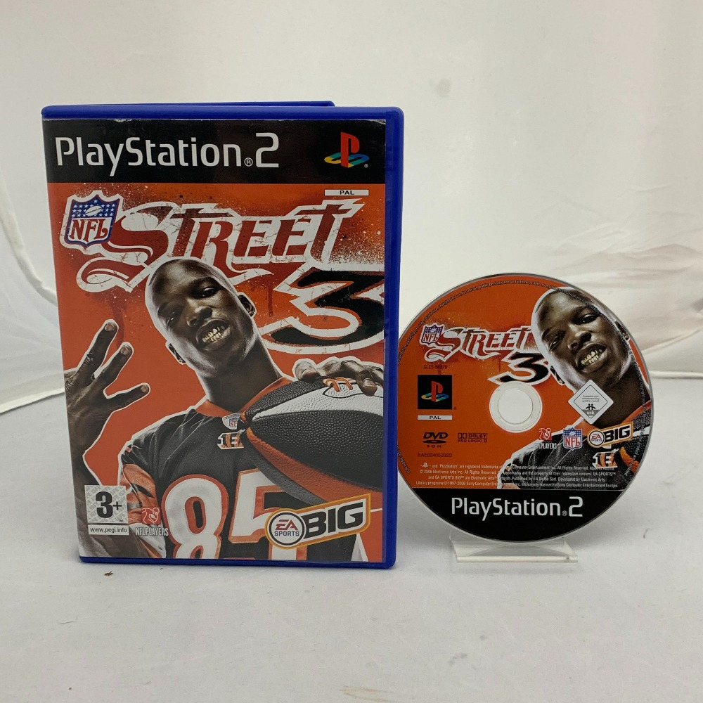 Product photo for NFL Street 3
