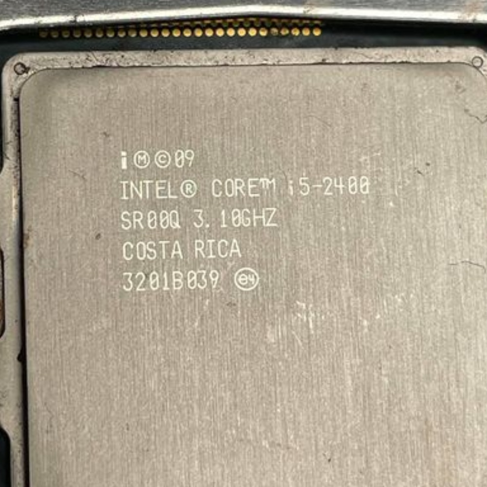 Product photo for Intel I5-2400 CPU