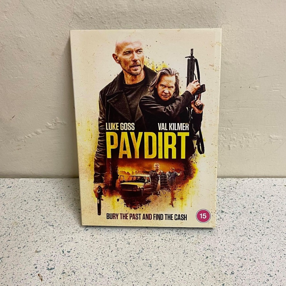 Product photo for DVD  Paydirt - DVD