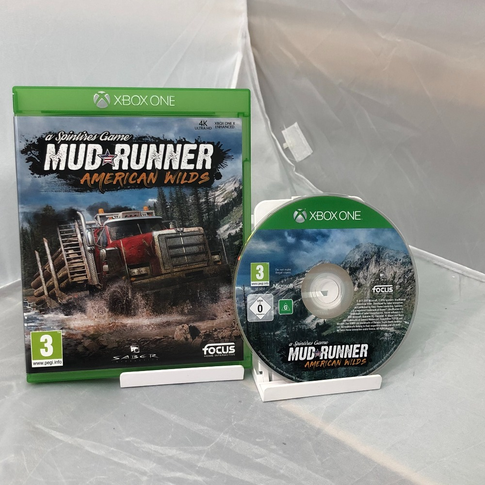 Product photo for mudrunner