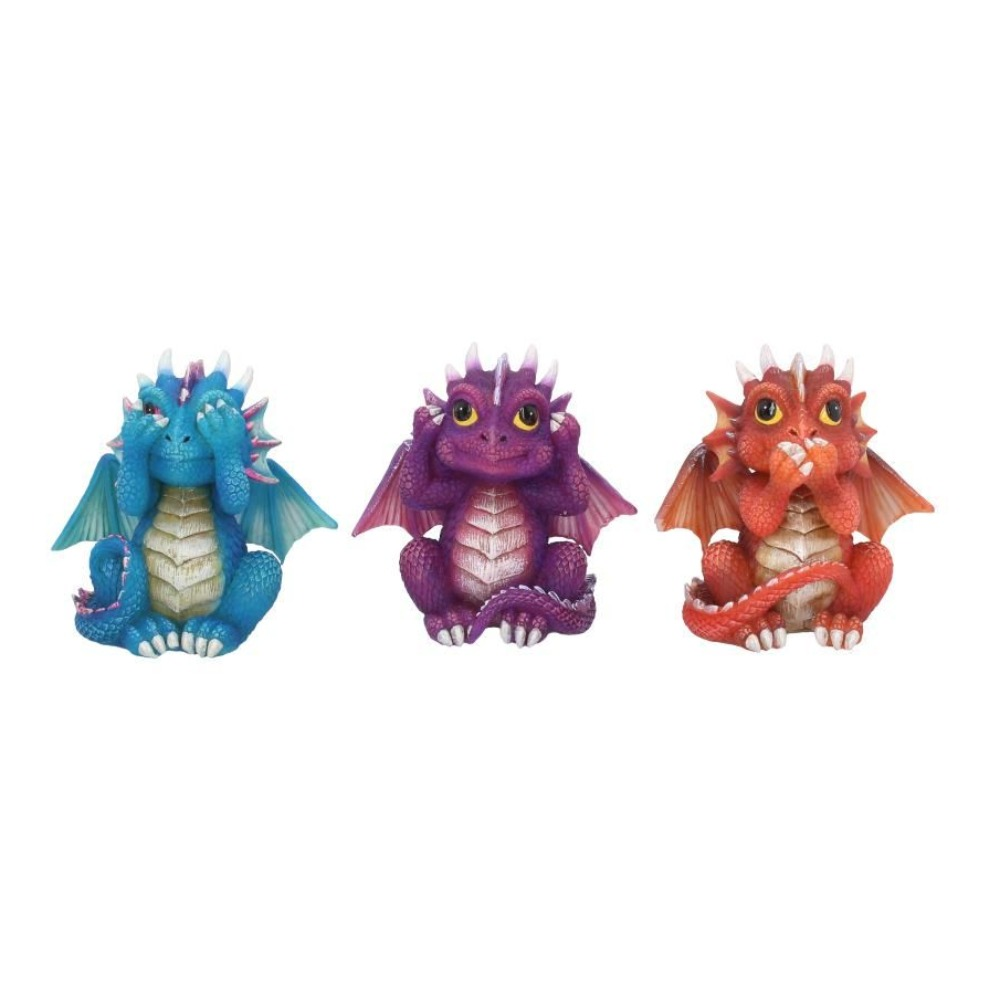 Product photo for Nemesis Now Three Wise Dragonlings